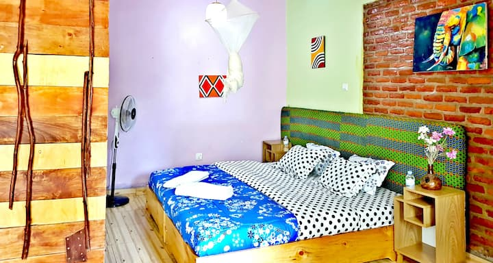 Double Room with Breakfast @ Yambi Guesthouse