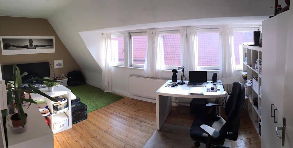 bright room in the inner city - Göttingen - Apartment