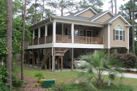 Private room, close to Holden Beach! - Lockwoods Folly