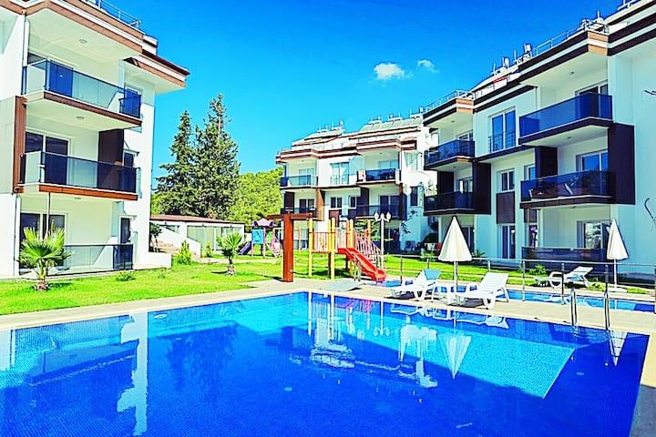 Meleg villa - Luxury 2 bedrooms in Ölüdeniz