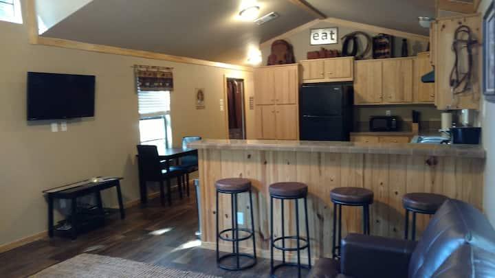 Ranch Getaway Cabin