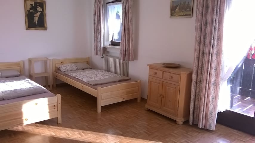 Central apartment - Garmisch-Partenkirchen - Appartement