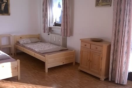 Central apartment - Garmisch-Partenkirchen - Pis