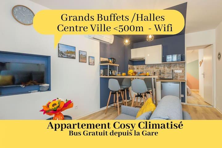 Le Cosy Narbonnais- Les Grands Buffets