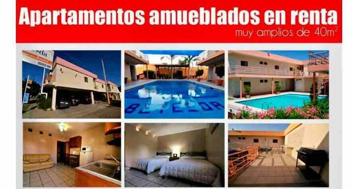 Apartamentos Betesda. !mejor que un hotel!