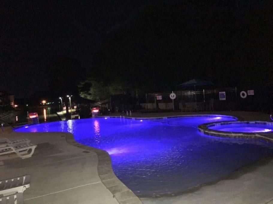 beautiful, new pool