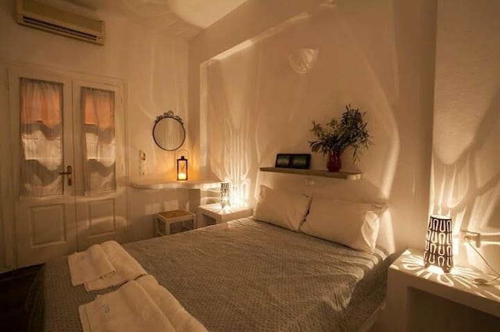 One room suite - paros  - Daire