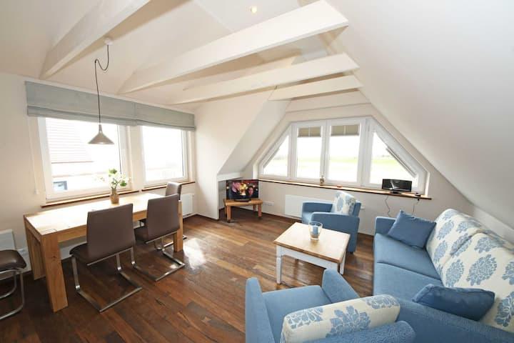 P: Zollhaus Klein Zicker - exklusive Wohnungen mit Meerblick, Ferienwohnung 06 Südlage mit Meerblick