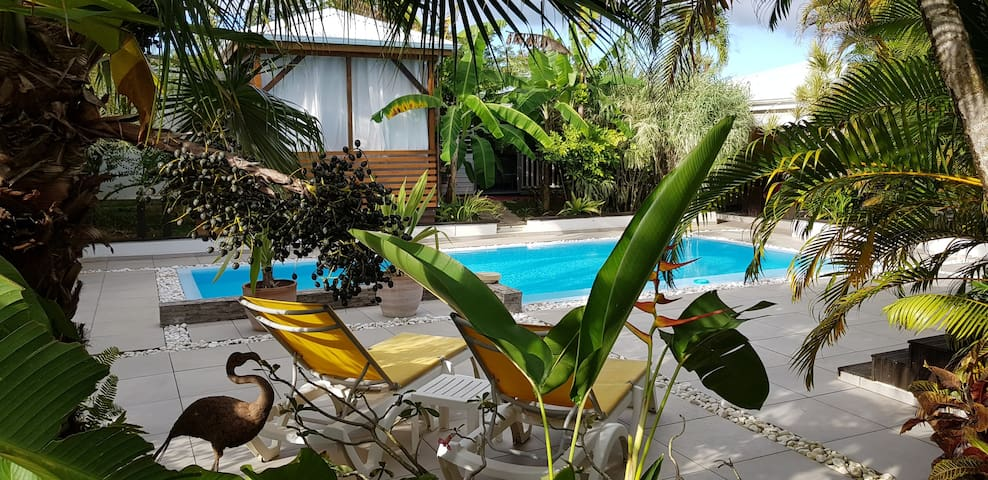 Espace Tropical - Villa Zandoli