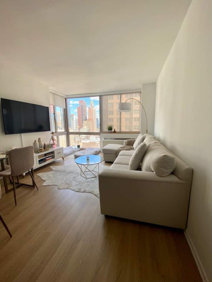 Lux and Chic 1 Bedroom Apt in The Heart of NoMad