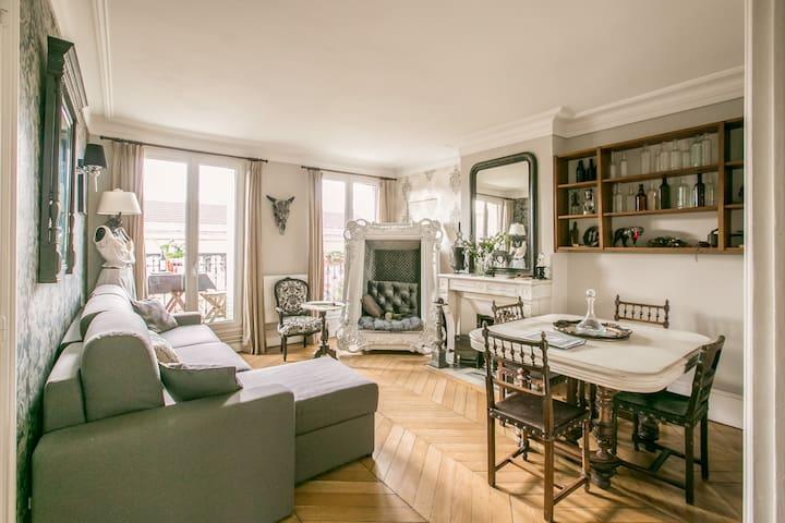 Paris 2018 avec photos top 20 des logements à paris locations de vacances et locations saisonnières airbnb paris île de france france location