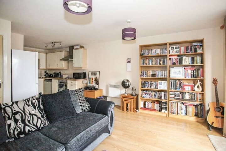 Modern Flat Close To Hitchin Station