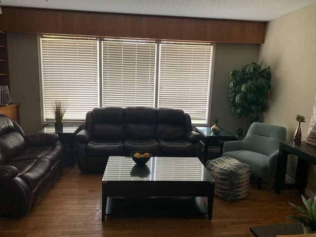 Beautiful 3 bdrm house in south end near airport