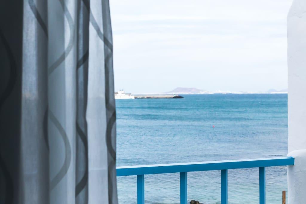 Double Sea View Room with balacony
