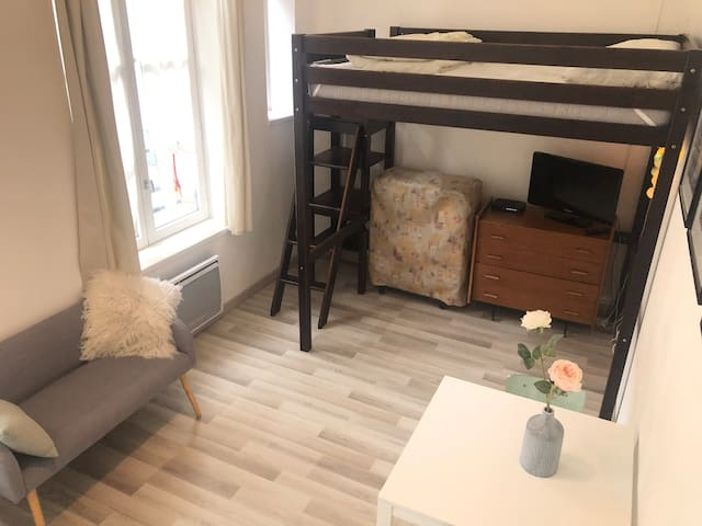 Beau Studio dans le Vieux-Lille