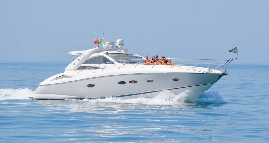 Champagne Cruises Luxury Boat Charter - Majestic