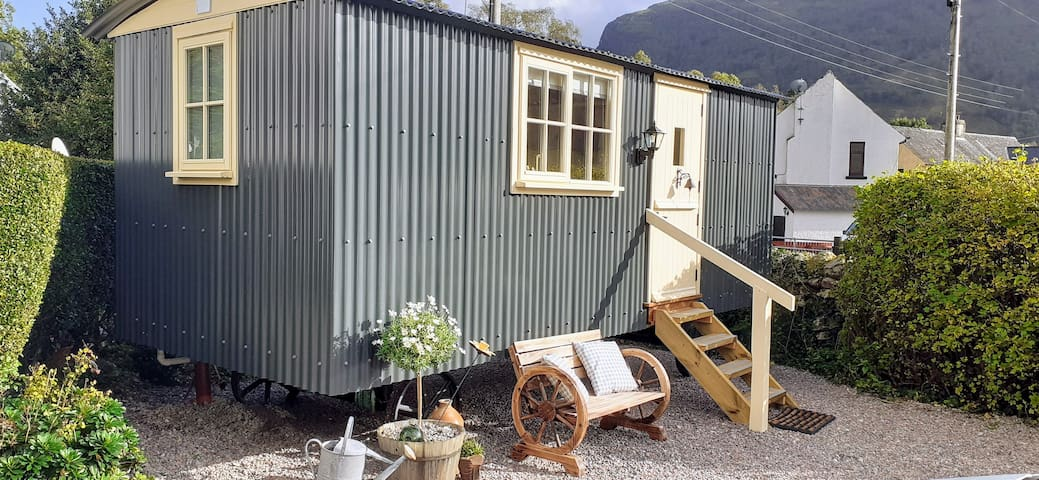 The Wee Hut (self contained accomodation)