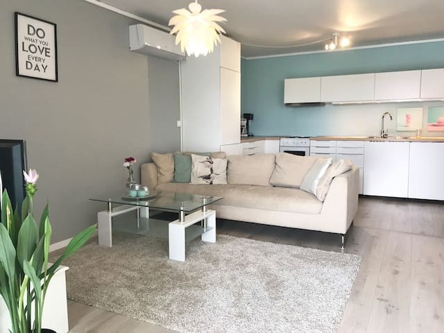 Modern apartment close to the airport