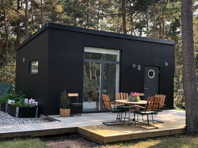 Gästhus i natursköna Ljunghusen