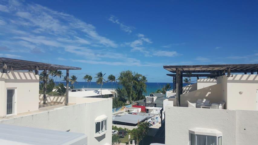 Beautiful Brand New 2BR Beach Penthouse