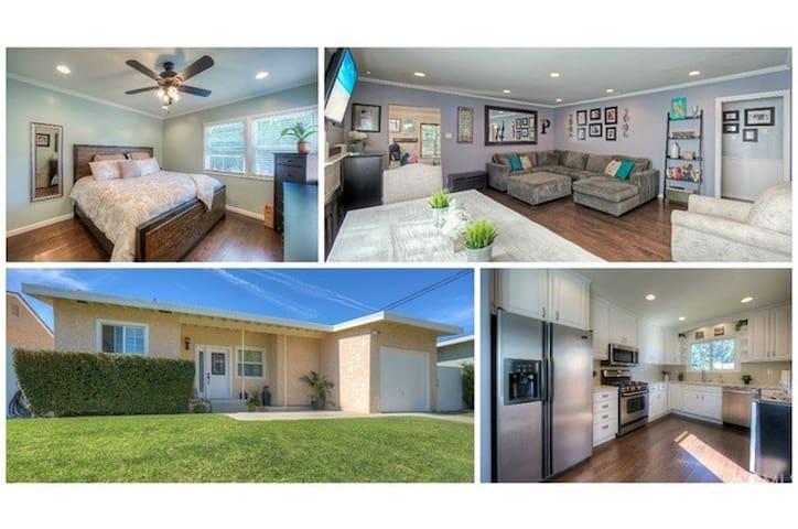 50's Californian House - Long Beach - Ev