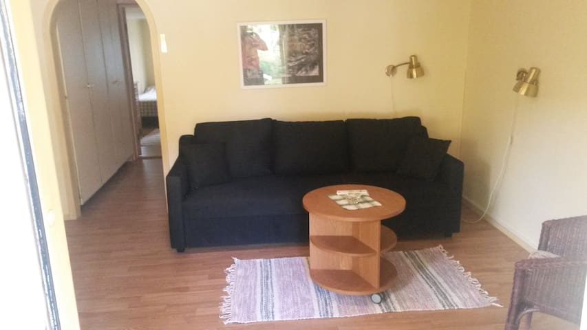 Cheap and fresh appartment, Visby - Visby - Apartamento