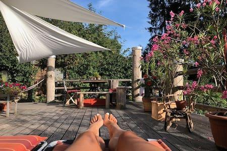 holidays at Villa Stark