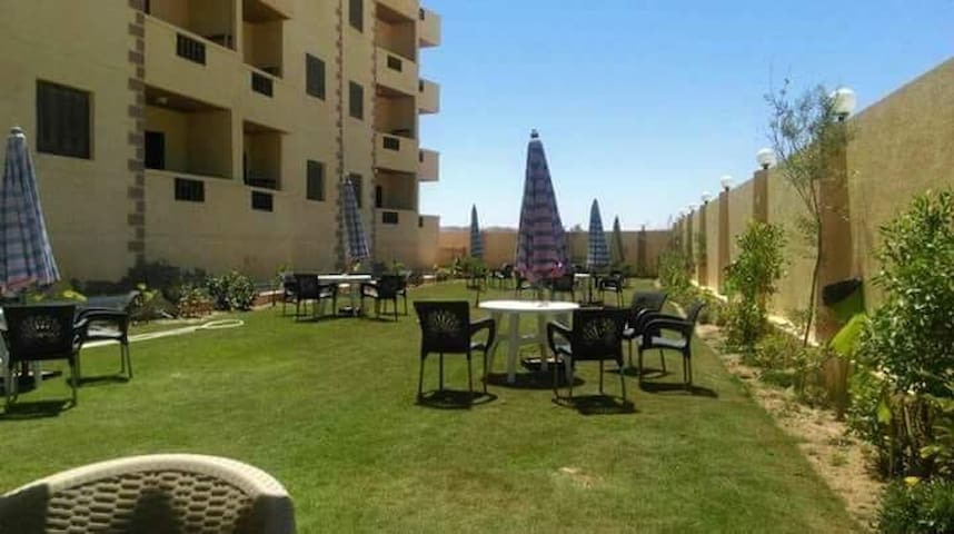 Holiday in a flat for 6 people in Marsa Matrouh
