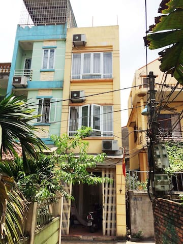 Homestay in real Hanoi