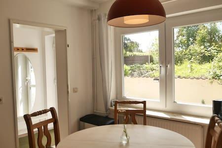 Helle Souterrain-Wohnung in Wienhausen (bei Celle)