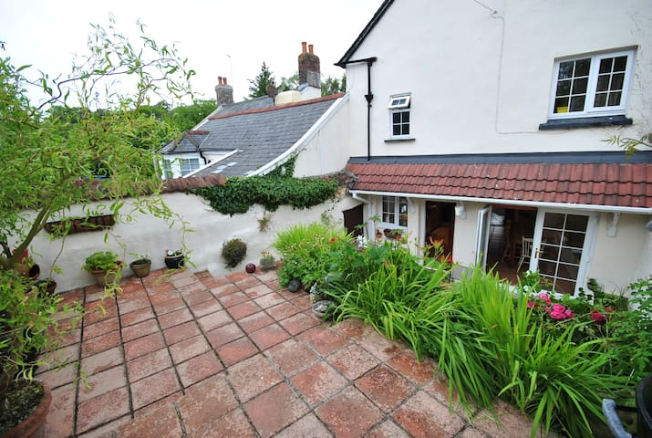 2/3 bedroom cottage in Barnstaple, North Devon. - Barnstaple - Haus