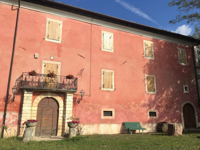 Country house - 1h from Rome, 6 acs