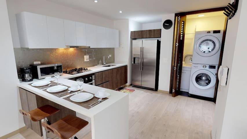 Luxury apartment Parque El Virrey
