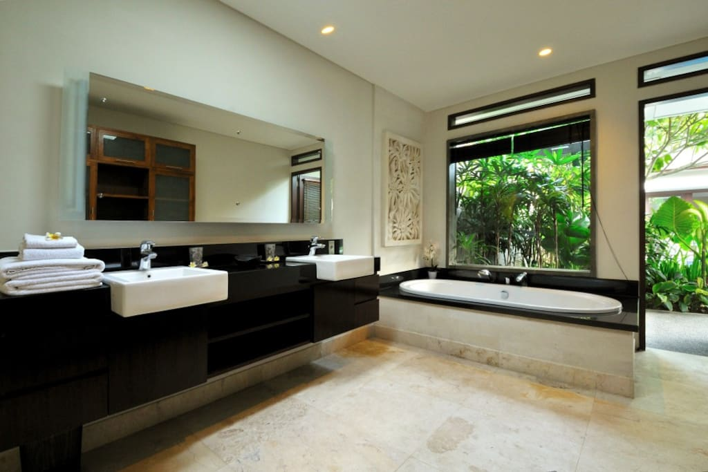 en-suite with bath - bedroom 1