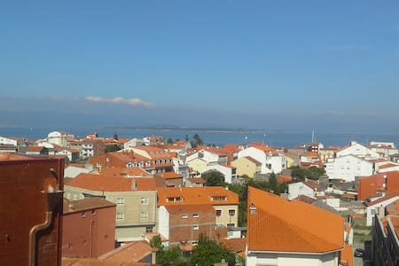 Apto. centro de O Grove. Vistas al mar. - Pontevedra - Kondominium