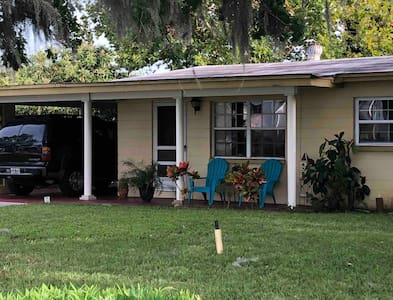 Central FL Atlantic Coast single family home!