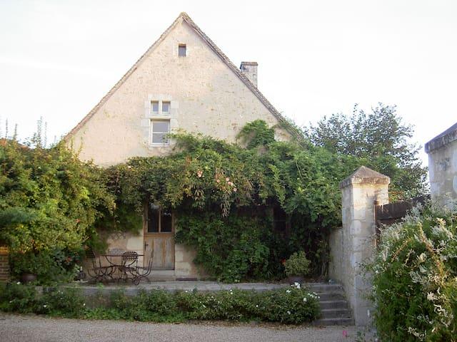 La Métairie du Manoir de Courcelles - Coudray-au-Perche - Huis