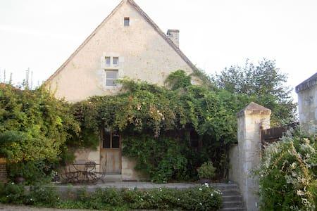 La Métairie du Manoir de Courcelles - Coudray-au-Perche - Hus