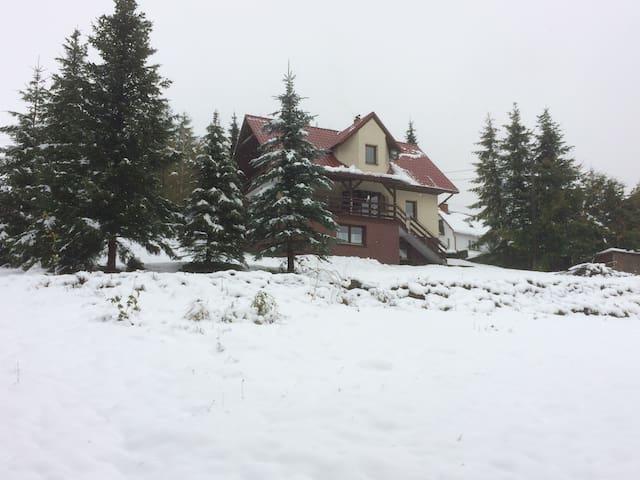Dom na Mosornym Groniu - Zawoja - Casa