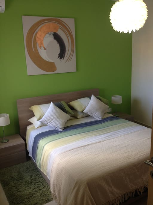 Second double bedroom without master ensuite