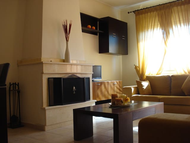 Wonderful apartment next to Olympus - Litochoro