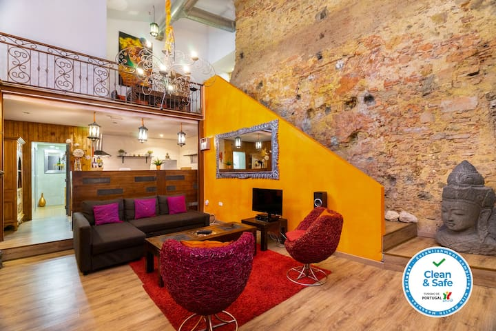 Alfama Luxury Loft | Families | Groups | Location