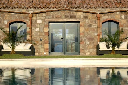 B&B sea view hill, swimming pool - Campofelice di Roccella