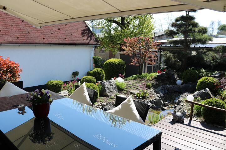 Ferienhaus für Gäste mit Stil
