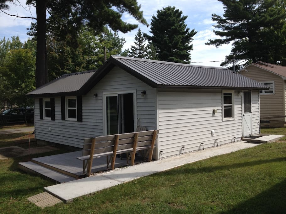 Family vacation cottage cottages for rent in shawano for Family cottages