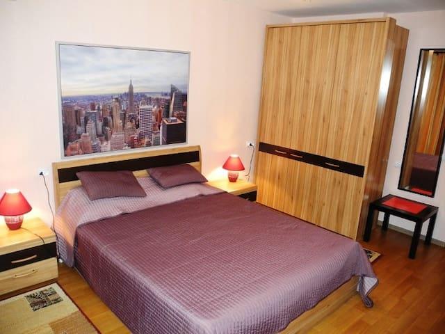Апартаменты у Волги