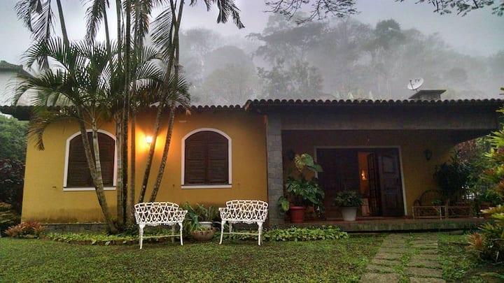 Casa em Miguel Pereira na região serrana  do Rio.