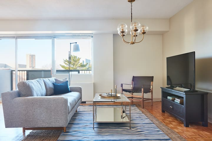 Serene 2BR in Mission Hill by Sonder