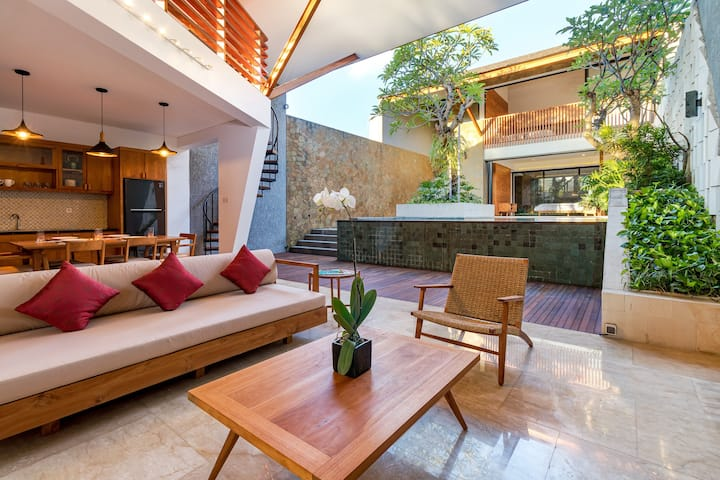 Deluxe Two Bedroom Villa with private pool