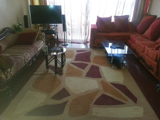 Furnished Apartment - Nairobi - Pensió